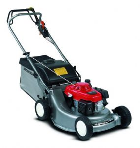 "Honda HRD536QX 53cm/21"" Professional Self Propelled Lawnmower  with Rear Roller (Petrol)"""